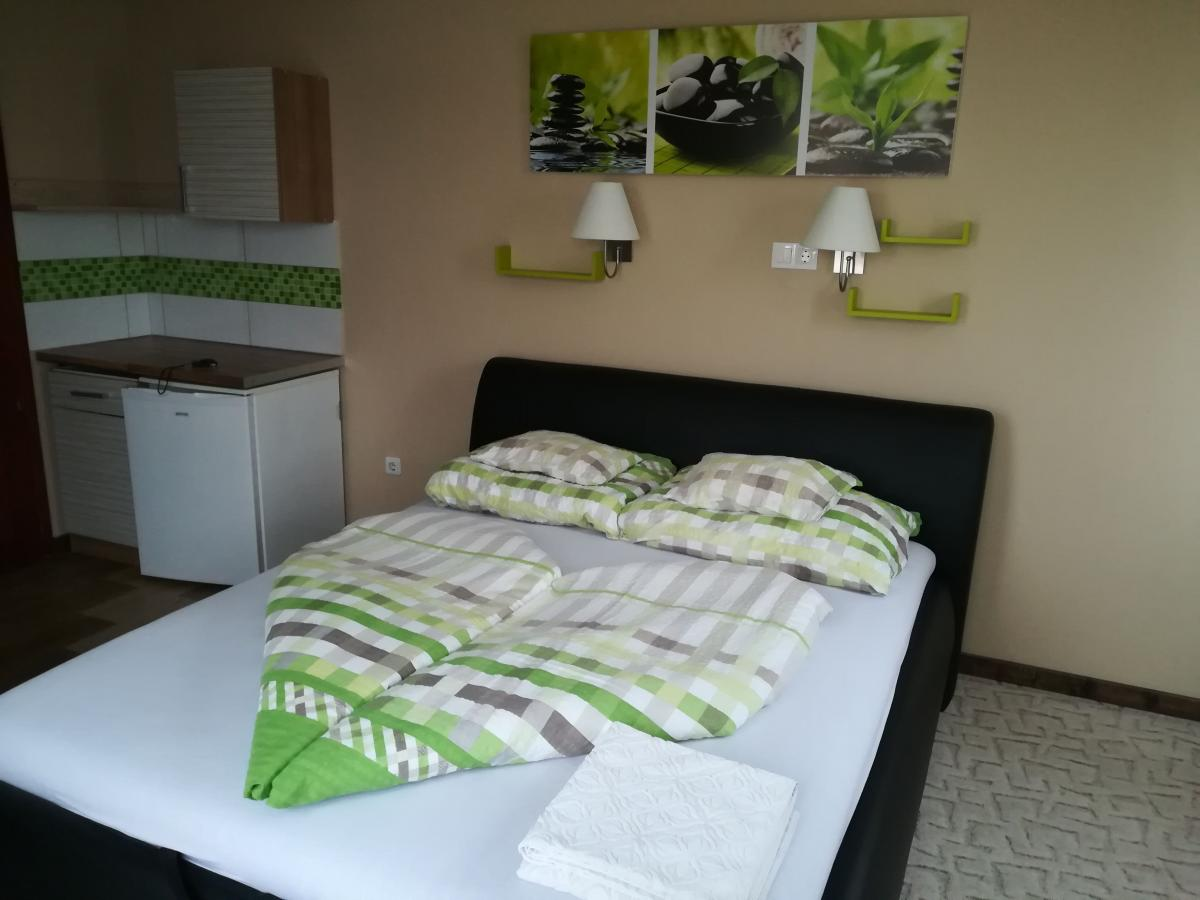 2 ágyas teraszos