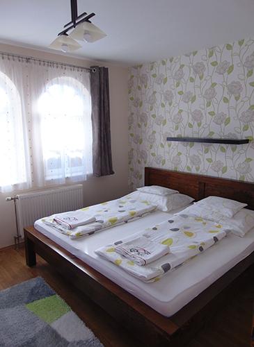 B típusú családi szoba